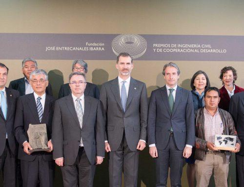 Celebración de los IV Premios de Ingeniería Civil y de Cooperación al Desarrollo